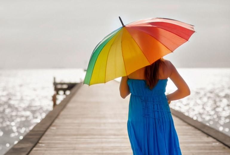 Психологический тест: какого цвета ваше настроение