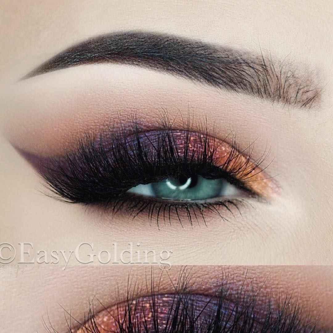 10 лучших идей макияжа для девушек с голубыми глазами