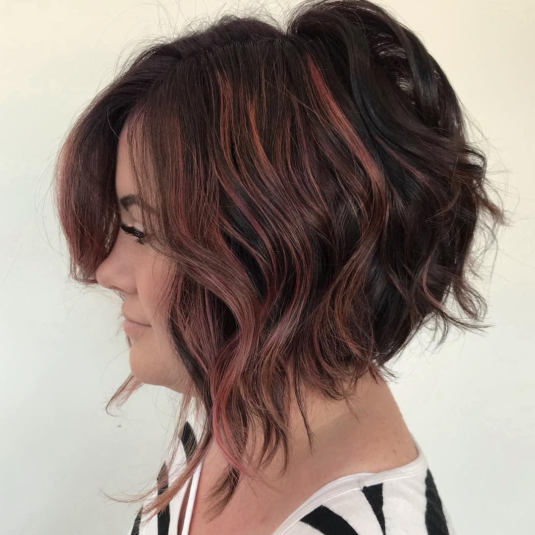Модное окрашивание волос зима-весна 2021