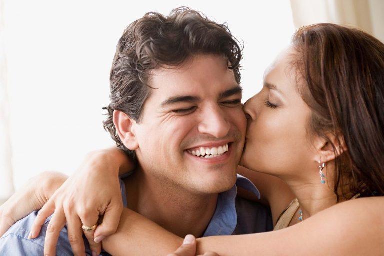 10 незабываемых поцелуев для твоего мужчины