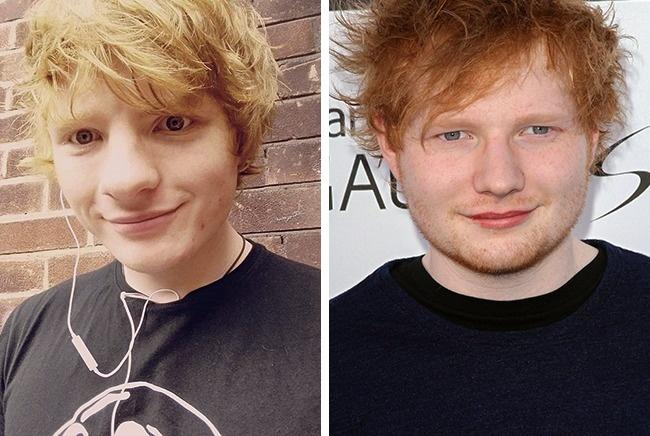 12 людей, похожие со знаменитостями как близнецы