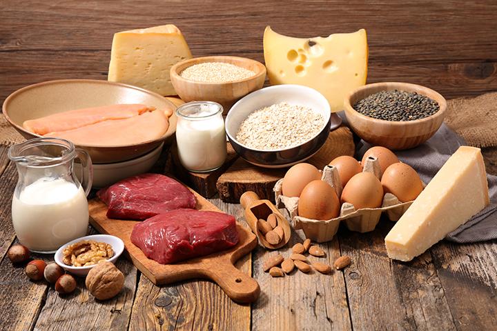 6 продуктов с высоким содержанием белка для сбалансированного питания