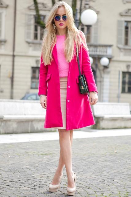 7 популярных моделей женского пальто для этой весны