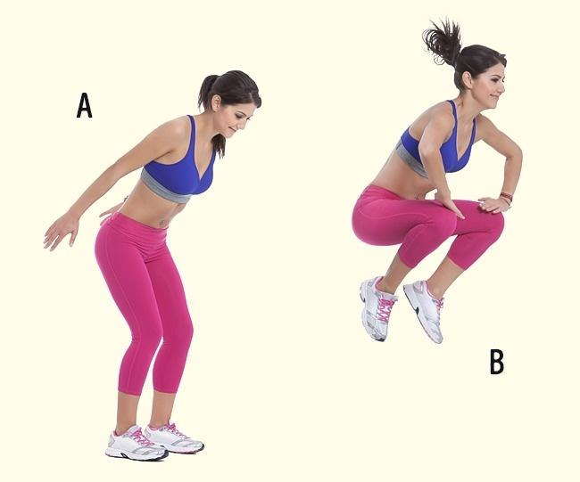 7 упражнений на ваши ножки, и они будут как у Кендал Дженнер с обложки