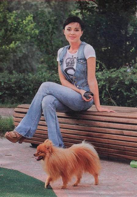 Анастасия Заворотнюк: удары судьбы и яркий успех прекрасной няни