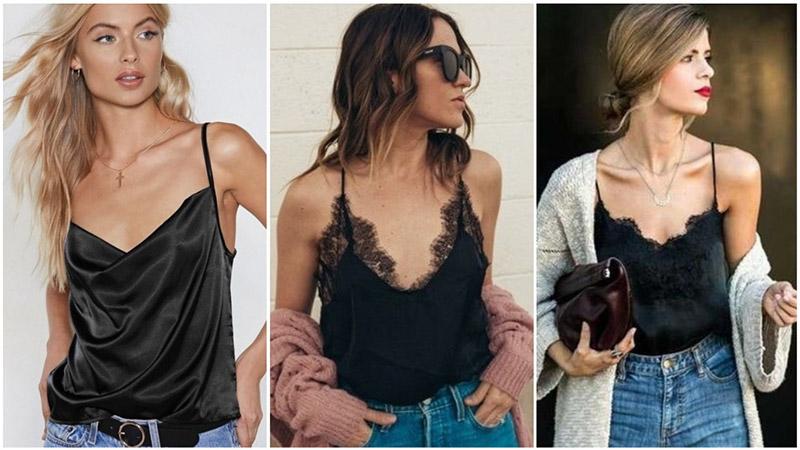 Бельевой стиль в одежде — актуальная новинка текущего сезона