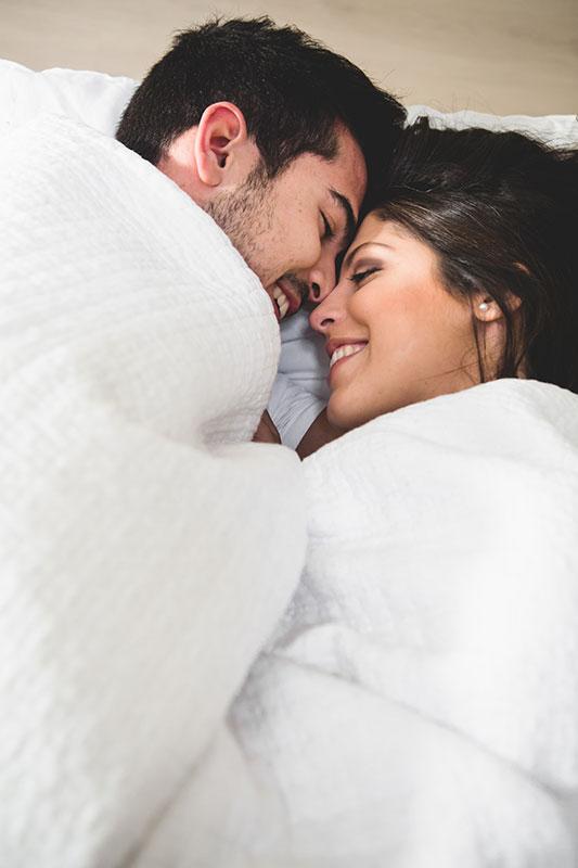 Чему стоит научить любимого в постели?