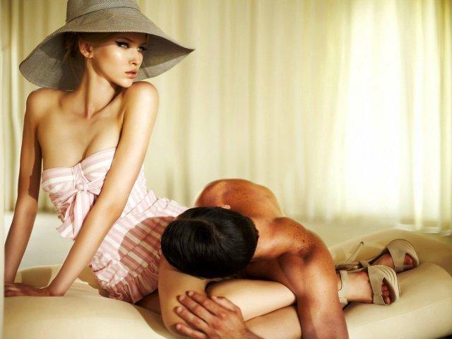 Что по мнению мужчины не стоит делать когда он целует тебя «там»