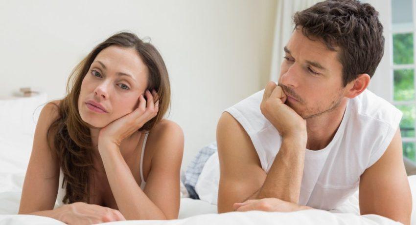 Что убивает либидо женщины и лишает ее оргазма?