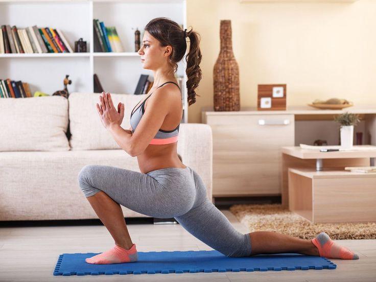 Долой отговорки. Как заставить себя заниматься спортом дома?