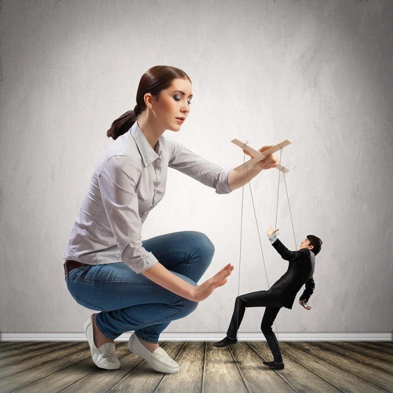 Хотите достигнуть своей цели? Научитесь манипулировать людьми!