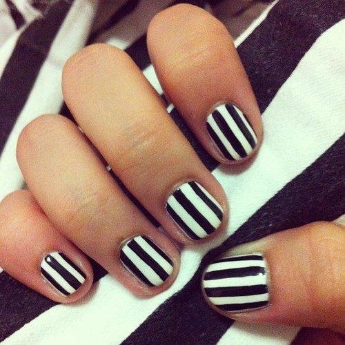 Идеальный маникюр для коротких ногтей. 30 модных и ярких идей