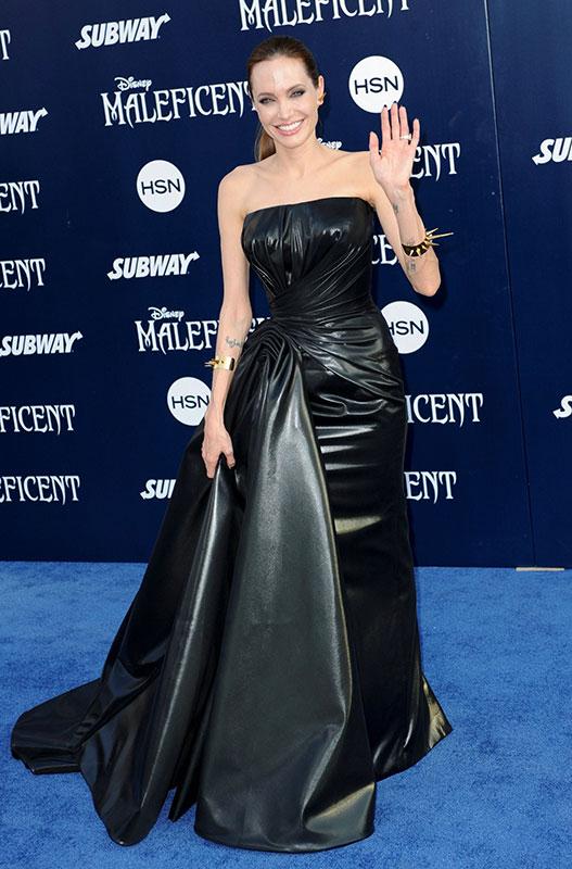 Изысканный минималистический стиль Анджолины Джоли