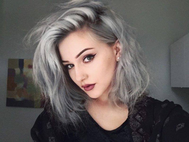 Как покрасить волосы, чтобы не добавить себе возраст?