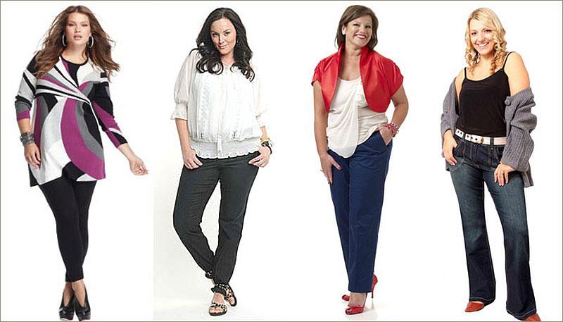 Как скрыть недостатки фигуры правильным подбором одежды?