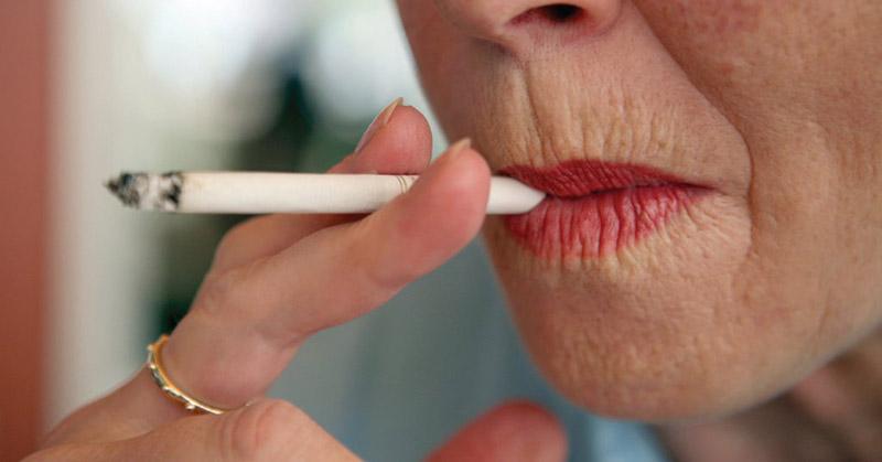 Как уменьшить негативное влияние курения на кожу лица?
