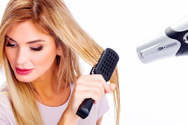 Как высушить волосы без вреда для них? Не поверите, но все наоборот