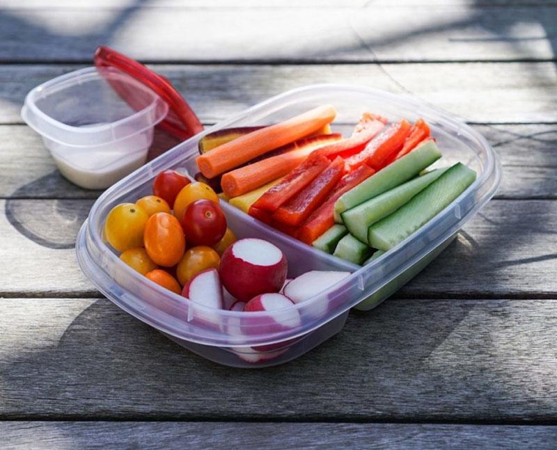 Какие продукты полезны для перекусов?