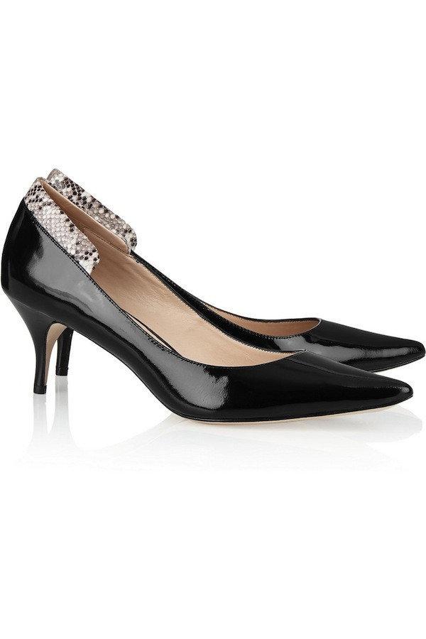 Какие туфли можно носить с юбками? 5 беспроигрышных вариантов