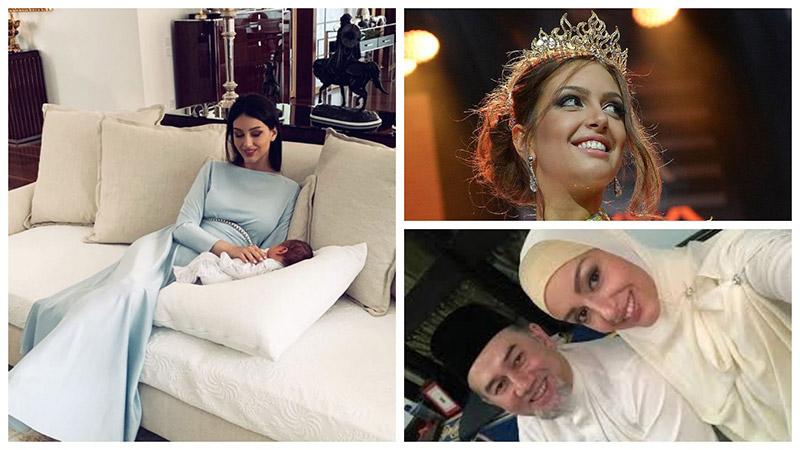 Королевский выбор — мужья победительниц конкурсов красоты