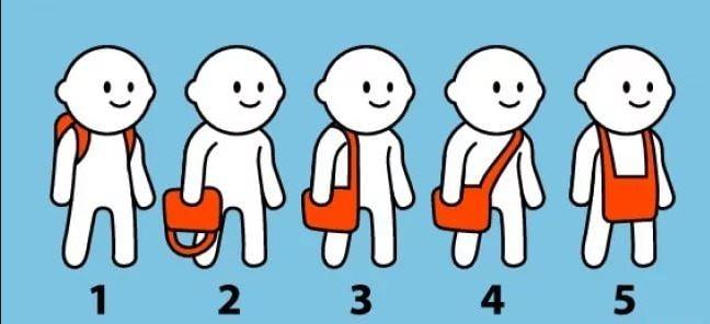 Манера носить сумочку раскроет ваш характер