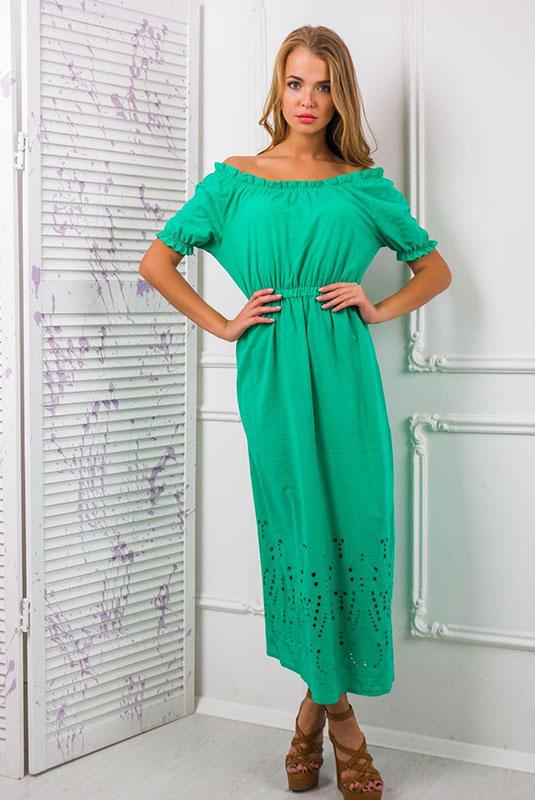 Модные тенденции летних платьев текущего сезона