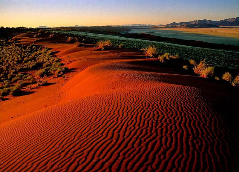 Намибия — вкус настоящей африканской экзотики