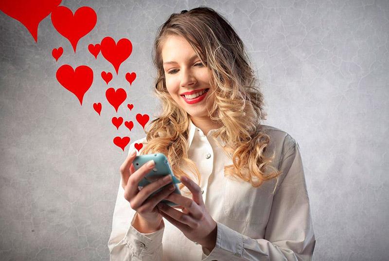Некоторые правила общения по СМС для усиления интереса партнера