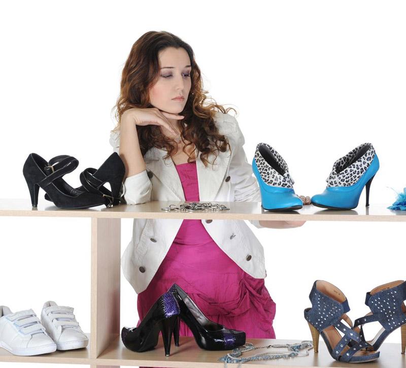 Основные правила подбора красивой и удобной обуви