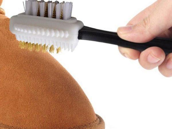 Основные правила ухода за замшевой обувью