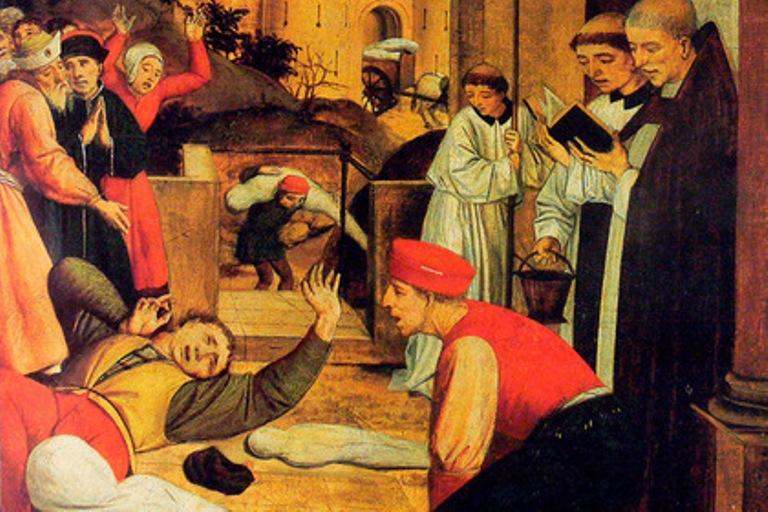 Пандемия чумы. Необычные проявления сексуальности во времена «Черной смерти»