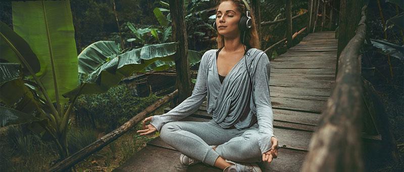 Положительное влияние медитации на умственную деятельность