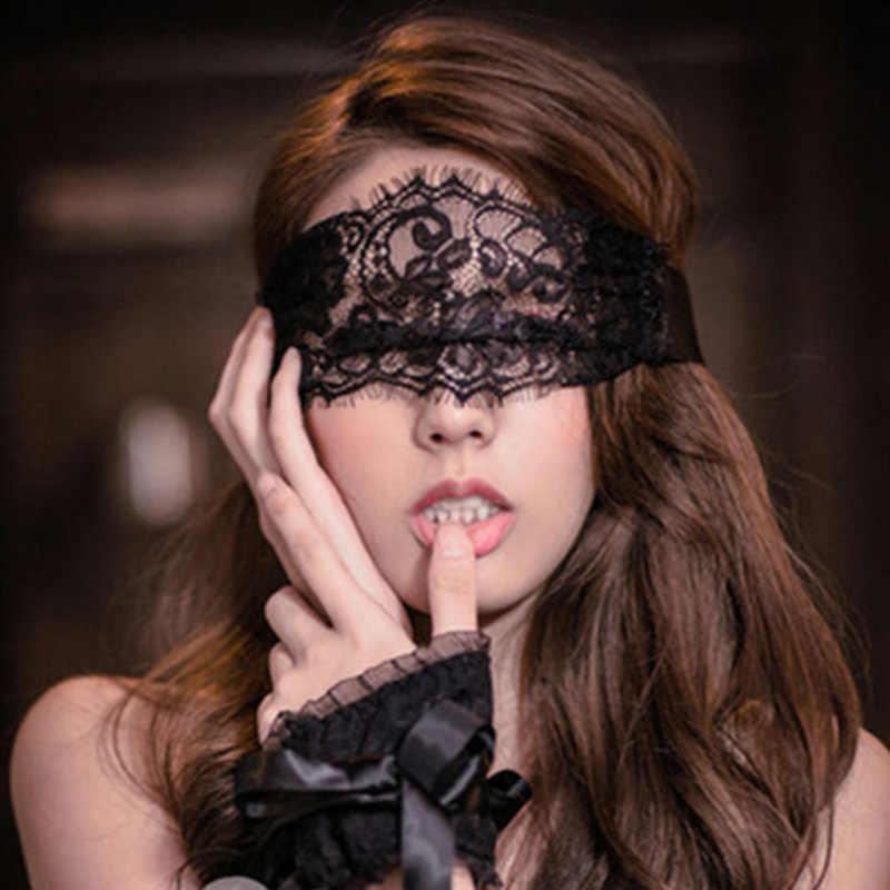 Повязка на глаза: сексуальные игры «вслепую»