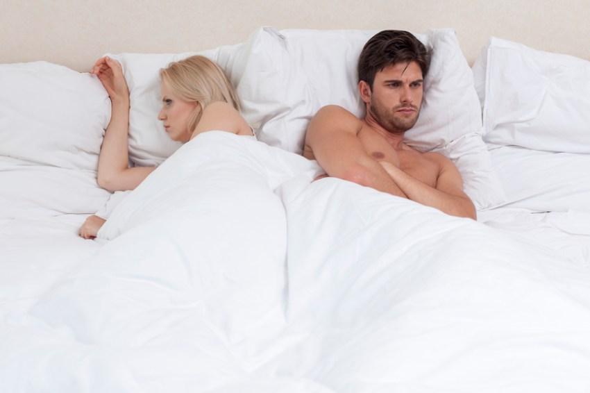Причины, которые делают ваш секс слишком коротким