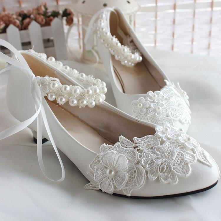 Самые красивые свадебные туфли, о которых мечтает каждая невеста