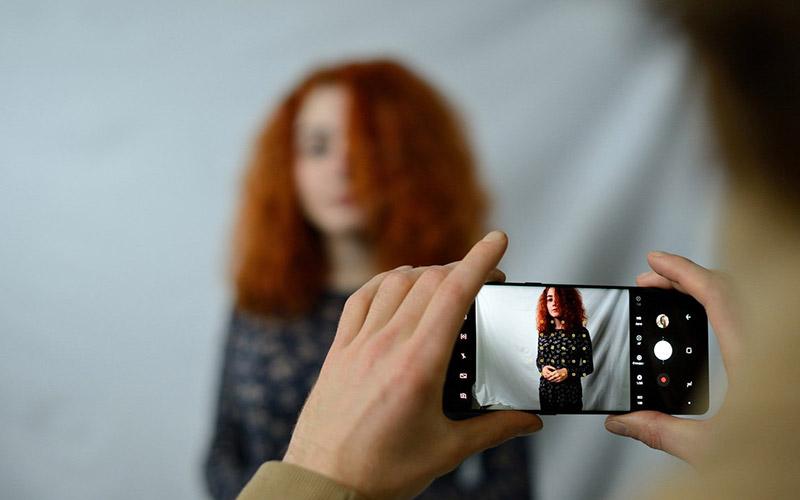Секреты создания красивых портретов при помощи смартфона