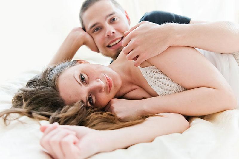 Супер способы разнообразить супружеский секс!