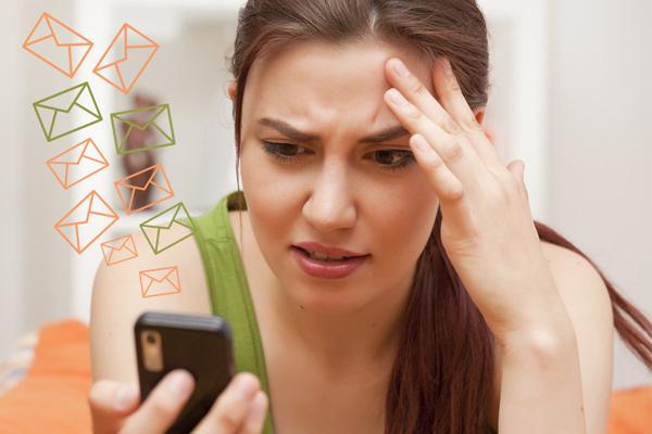 Темы, которые не стоит обсуждать при помощи письменных сообщений
