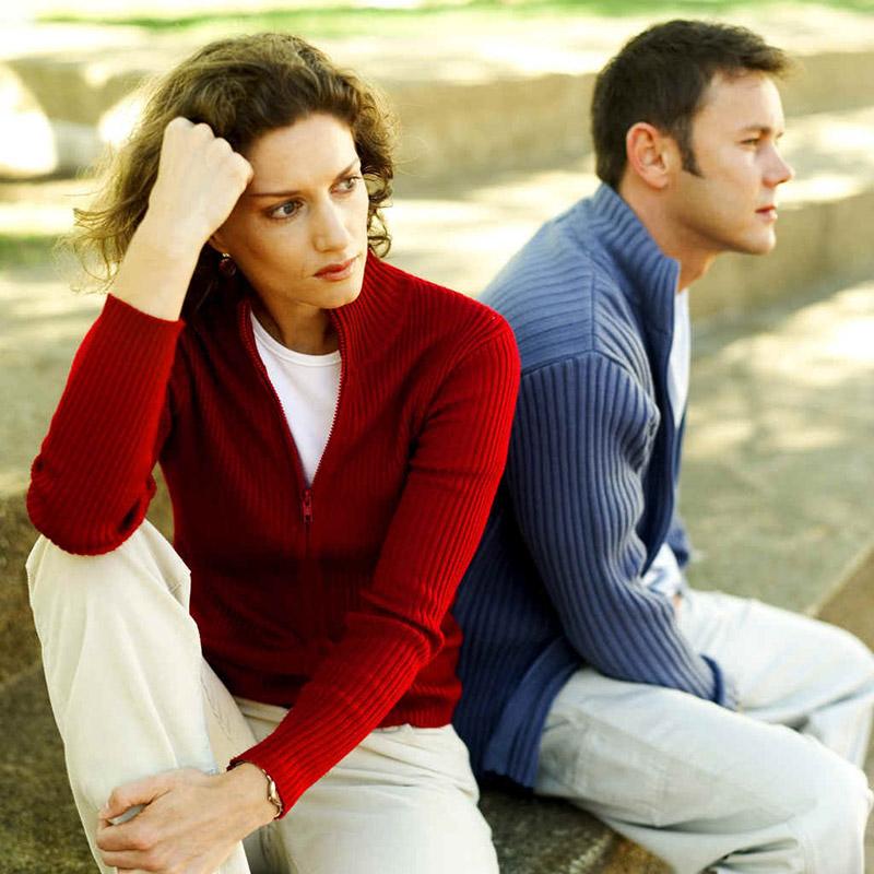 Трудности в развитии отношений партнеров до появления настоящей любви