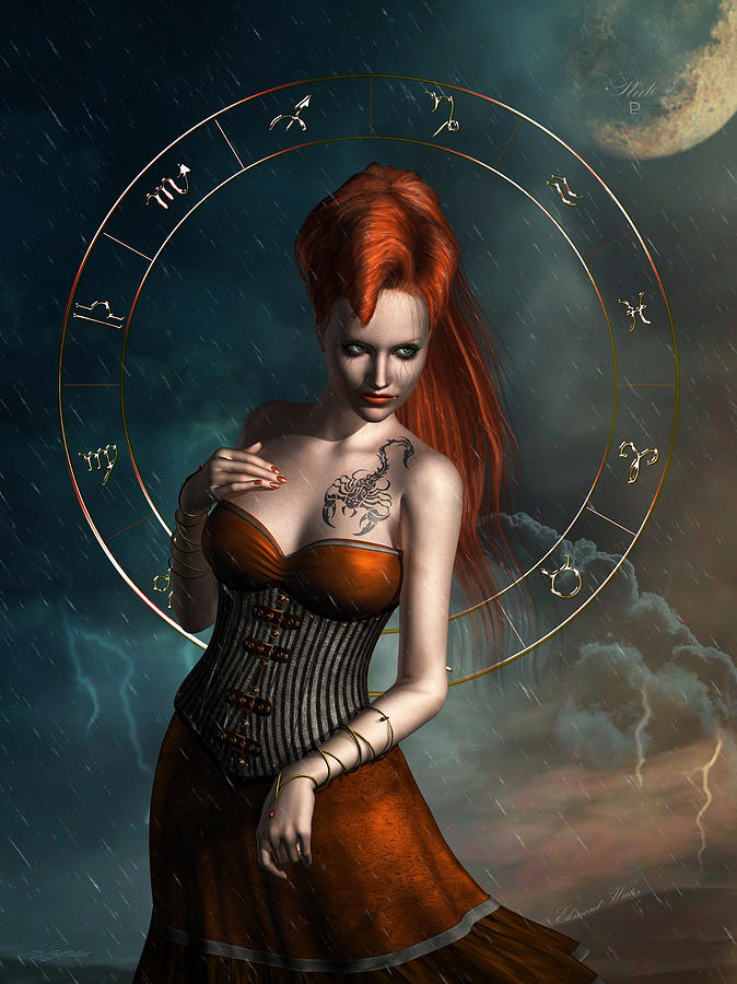Знак зодиака раскроет какая ты ведьма