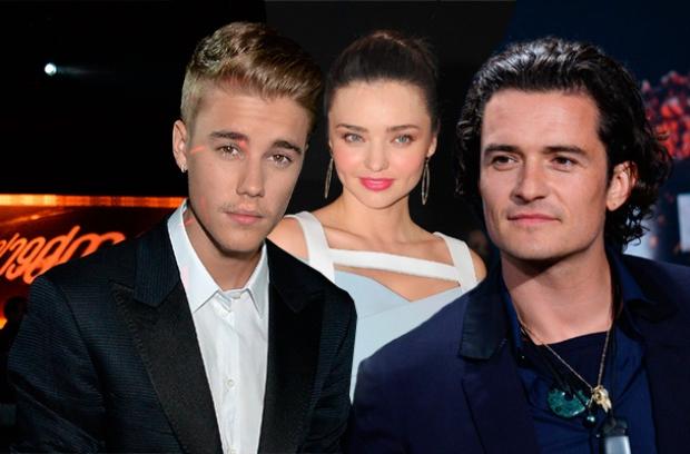«Звездные войны» или пары знаменитостей, которые на дух друг друга не переносят