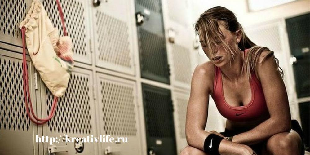 Чем вредно заниматься спортом