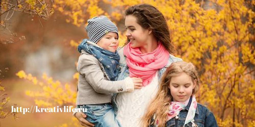 хорошая мать для детей
