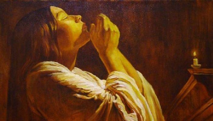 Правила творения молитвы о детях