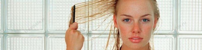 Причины плохих волос. Почему они становятся тонкими и редкими