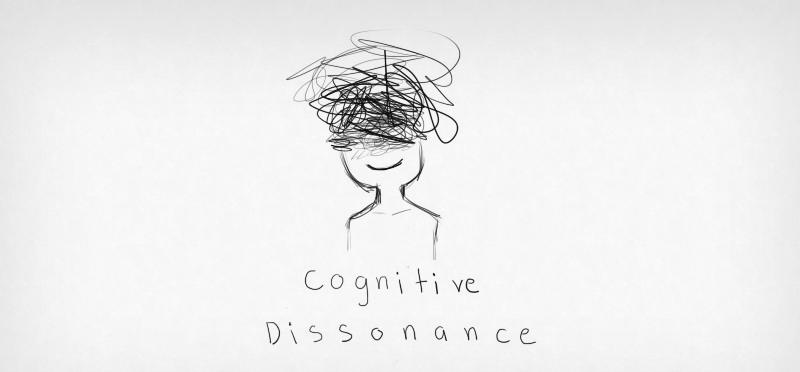 когнитивный диссонанс теория, что это простыми словами