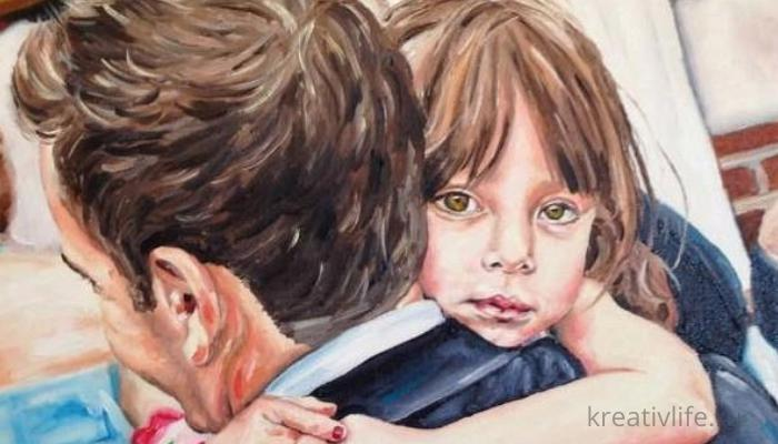 Папа и дочка. Как воспитание влияет на ребенка и формирует его личность во взрослом возрасте